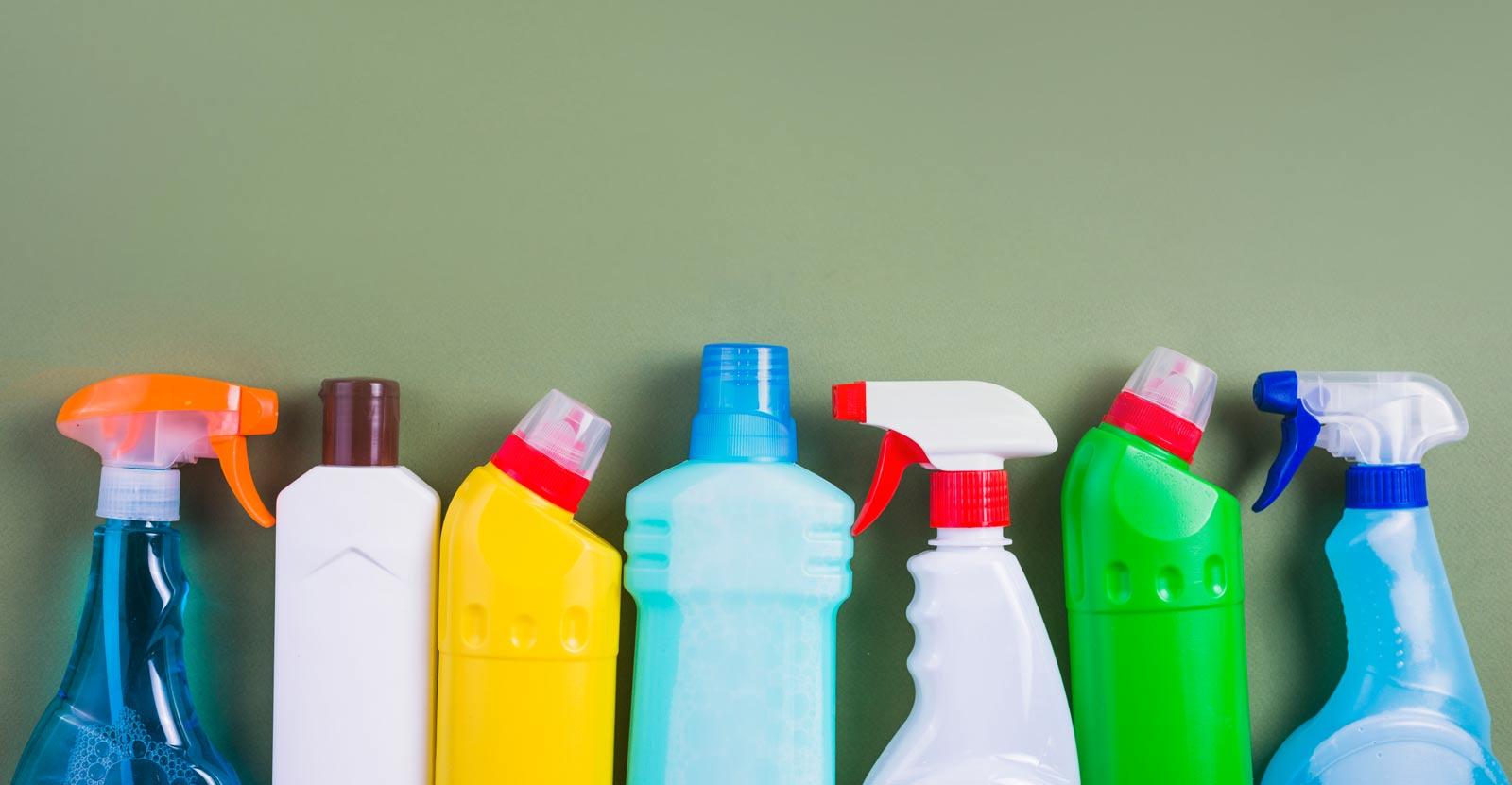 Materialschäden durch Desinfektionsmittel